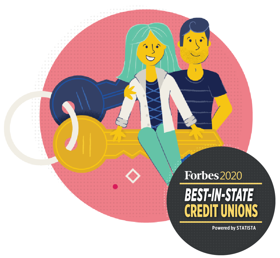 Forbes 2020 Best-In-State Credit Unions